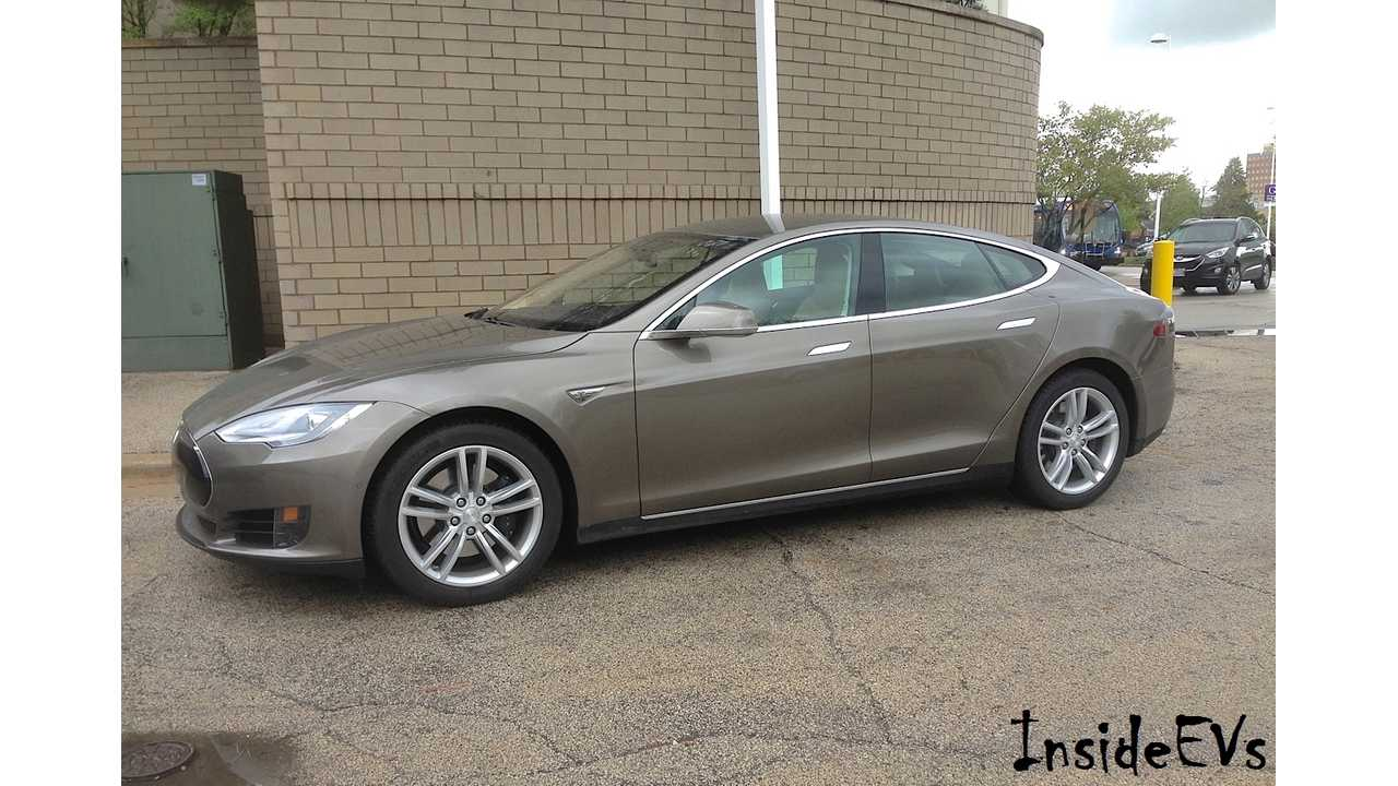 Car & Driver: Tesla Model S 70D Is Car Of The Century