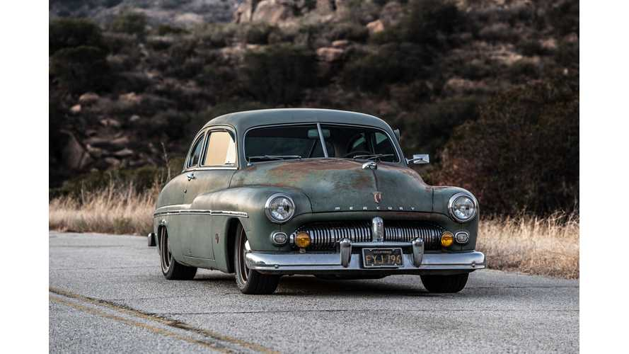 This Mercury Coupe Is The Electric Sleeper Of Our Dreams