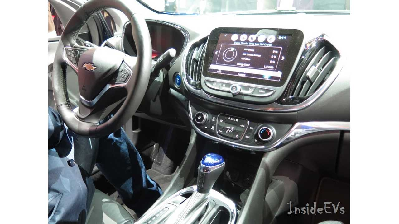 2016 Chevrolet Volt Dash Cer Tom Moloughney Insideevs