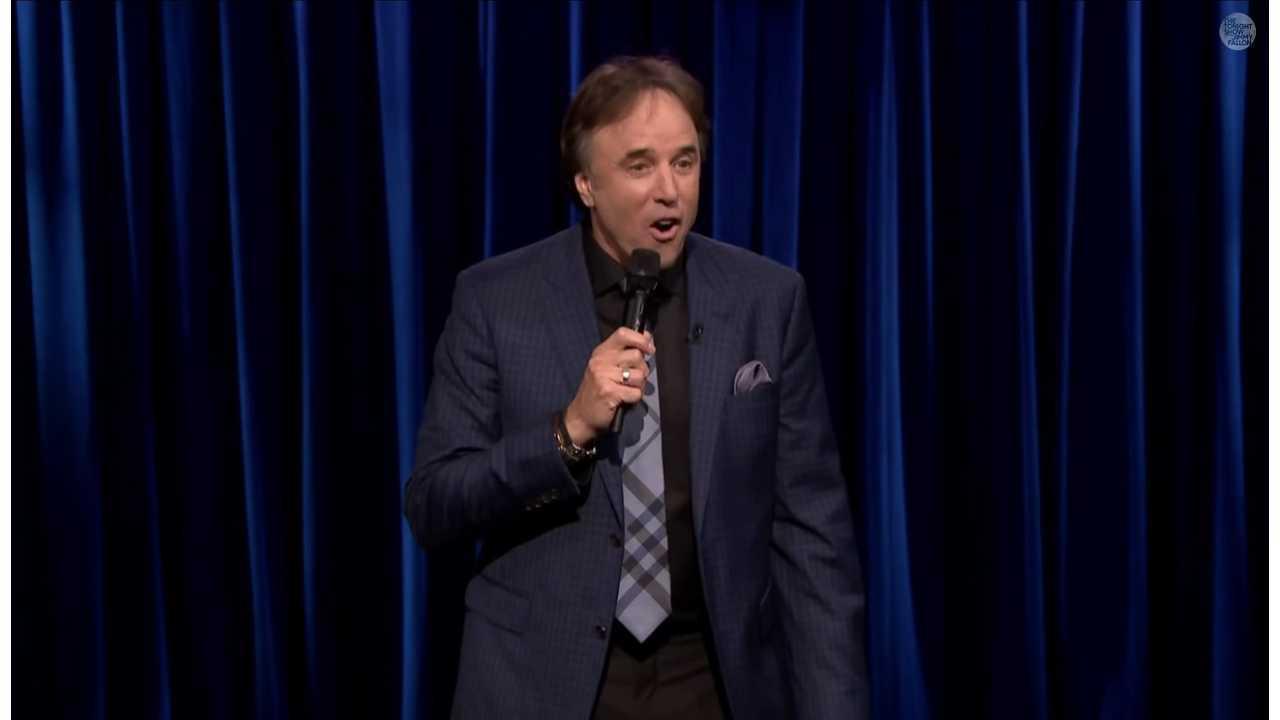 SNL Alum Kevin Nealon On Electric Cars