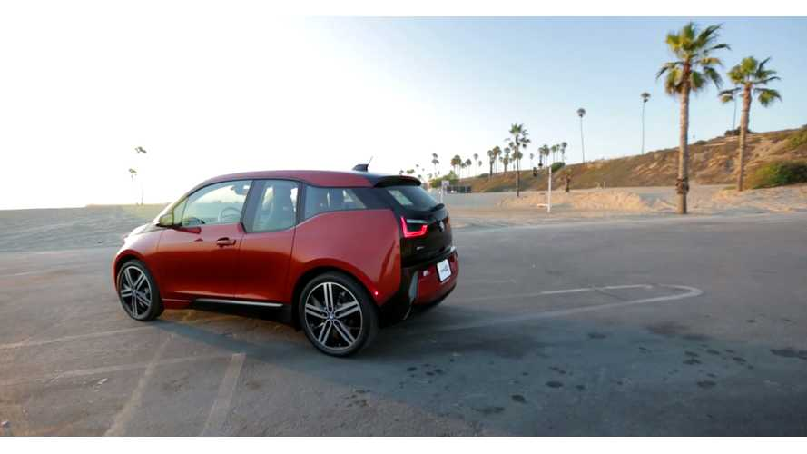 Edmunds BMW i3 Review - Video