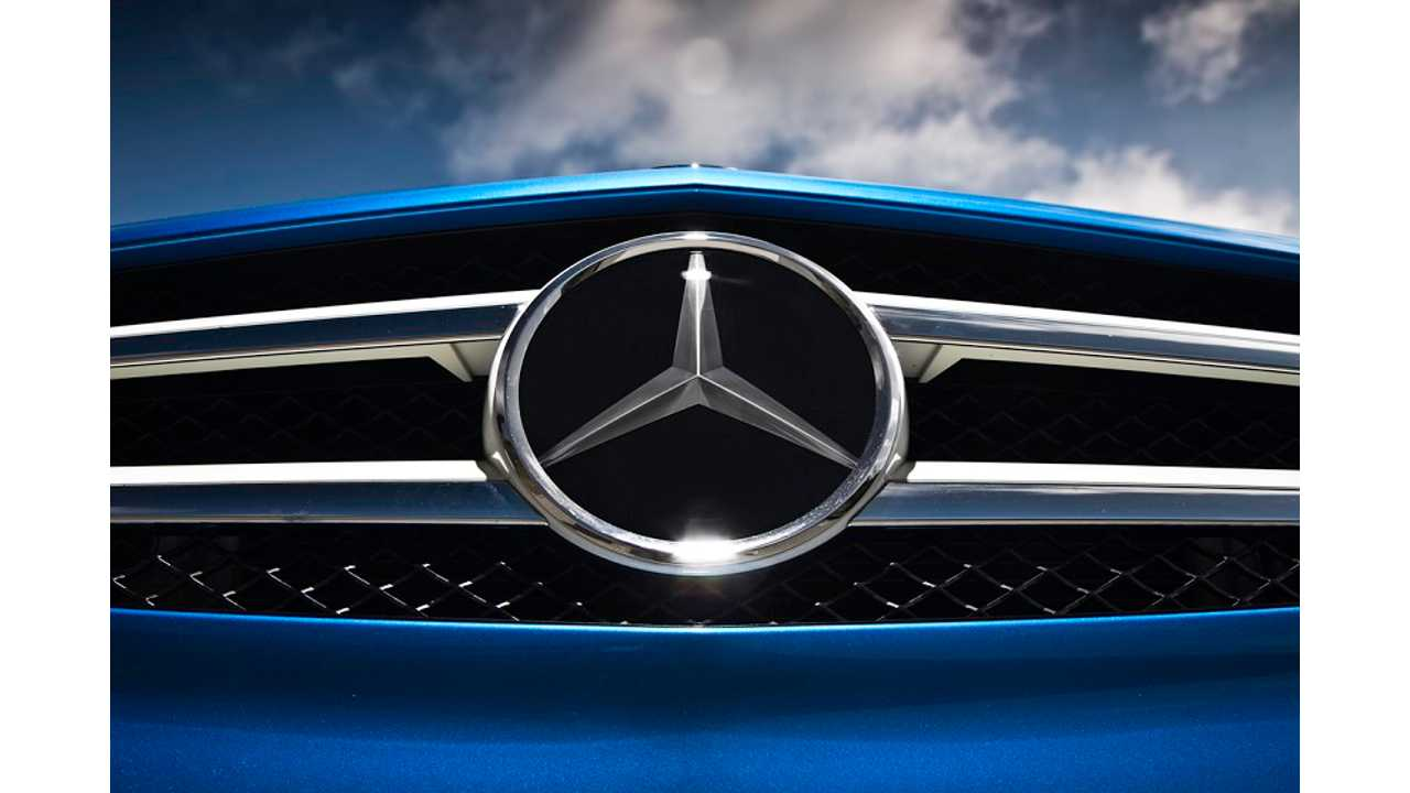 Mercedes-Benz B-Class Electric Drive - EPA Rated 87 Miles Of Range, 84 MPGe