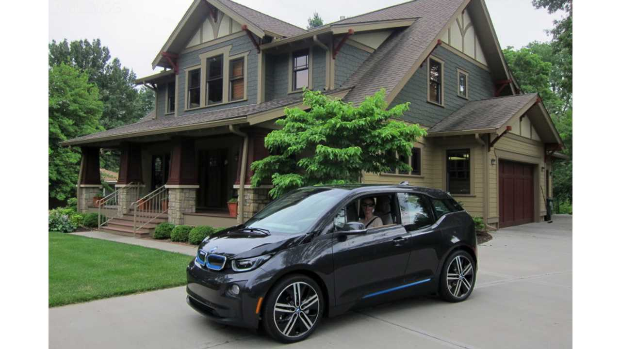 Reasons To Opt For REx On BMW i3