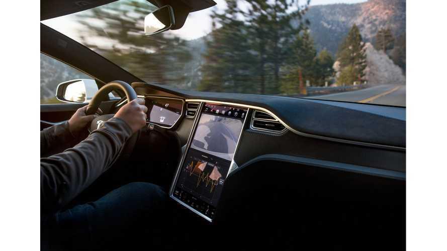 """Smooth As Silk"" Tesla Autopilot Tested - Video"