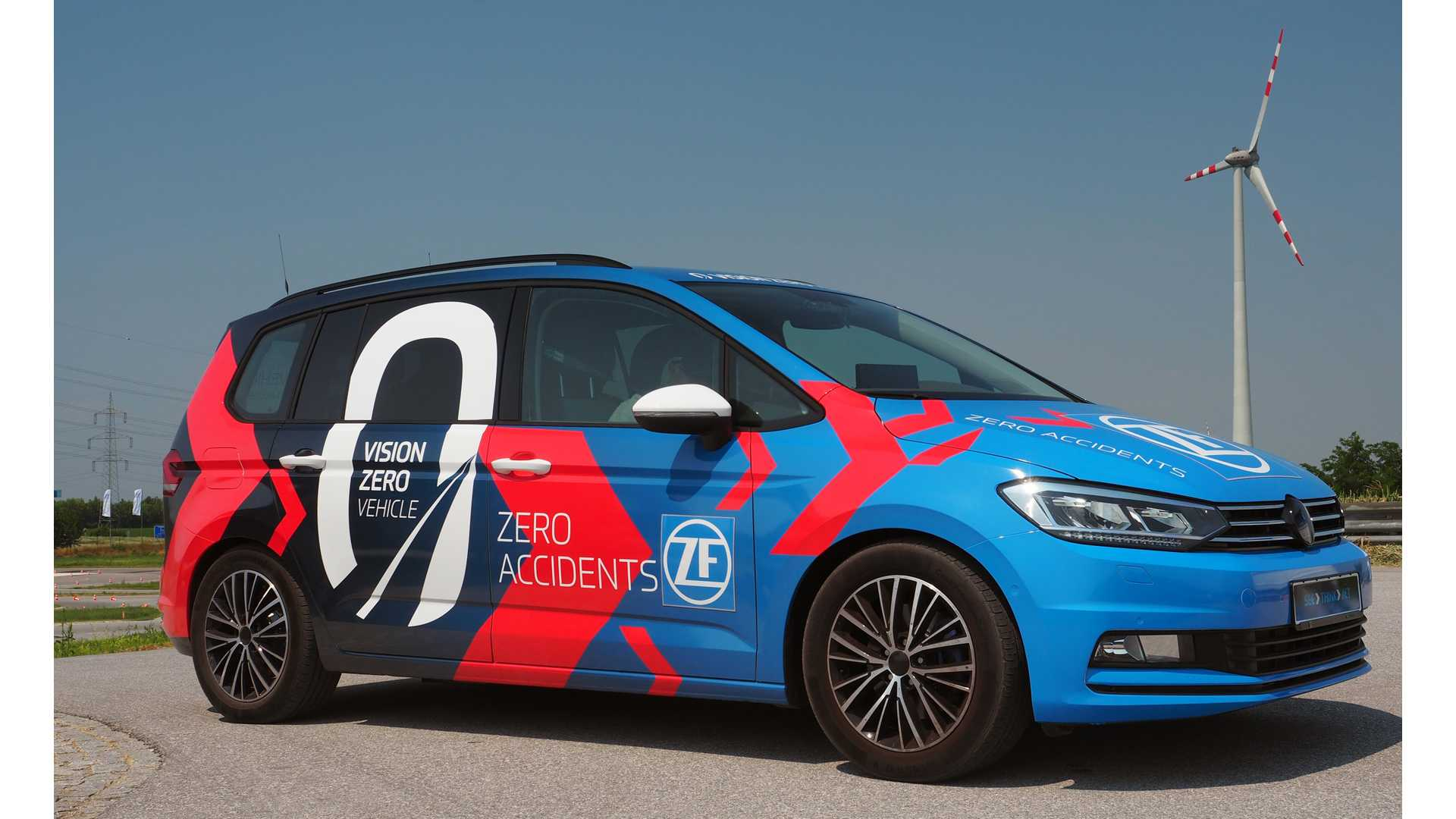 Vision Zero Puts ZF's Electric Future Together With mSTARS