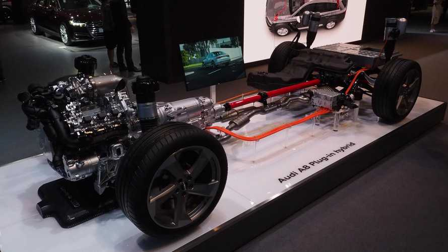 Audi S8 E-tron To Get Porsche Panamera S E-Hybrid Powertrain?