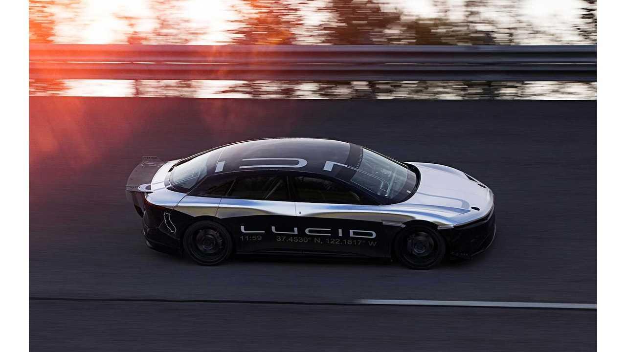 Lucid Motors Short On Cash