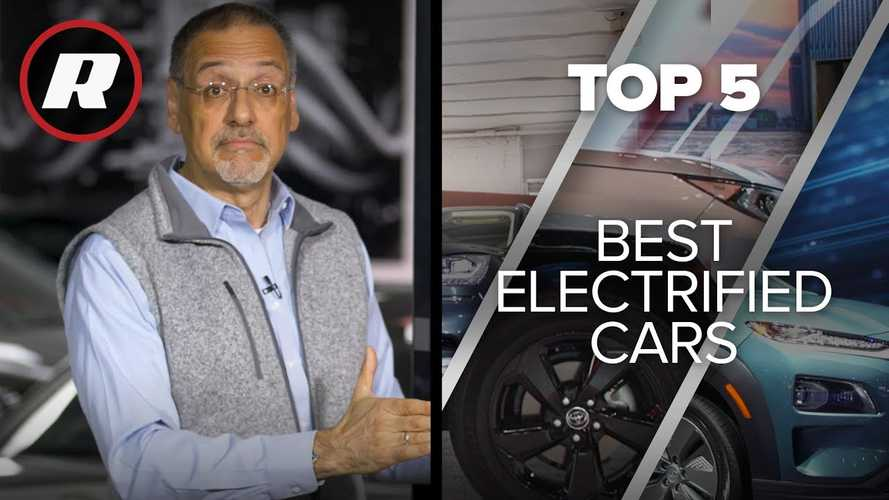 Cooley's Top 5: Best Electrified Cars From Prius to Model 3: Video