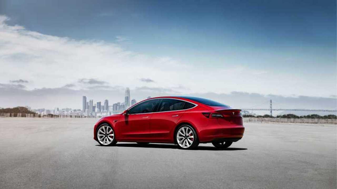 Number Of Identified Tesla Model 3 Orders In Europe Now 27,000