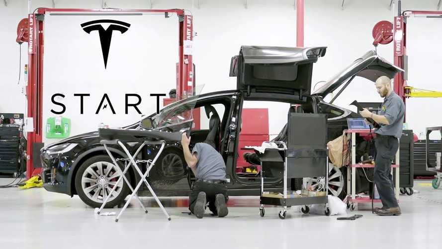 Tesla Preps Students For Future Repair Jobs At Miami Dade College