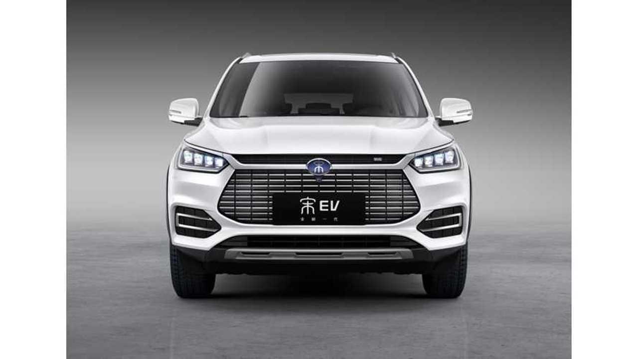 BYD Electric Car Sales Skyrocket: Pull Total Sales Up