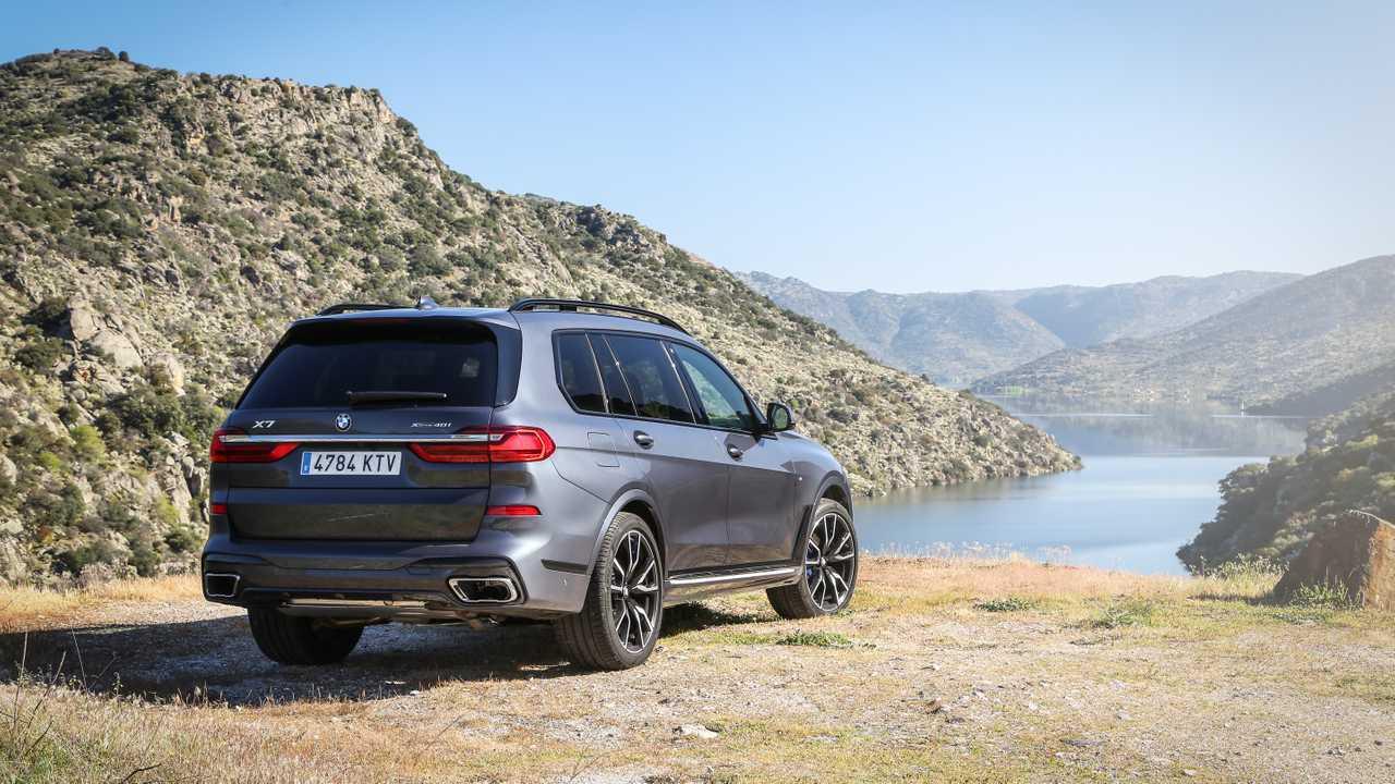 BMW X7 2019 primera prueba