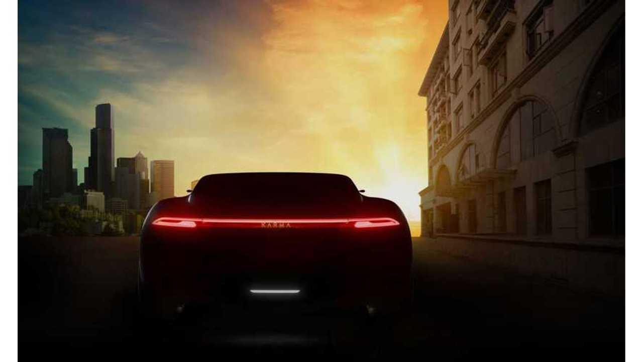 Karma Automotive Teases Electric Vision Concept For Auto Shanghai
