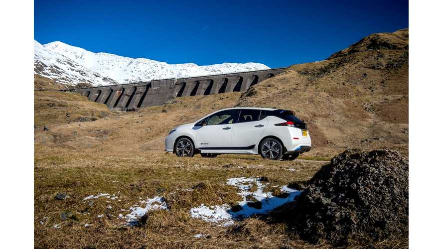 In March, Plug-In Electric Car Sales In Europe Exceeded 40,000