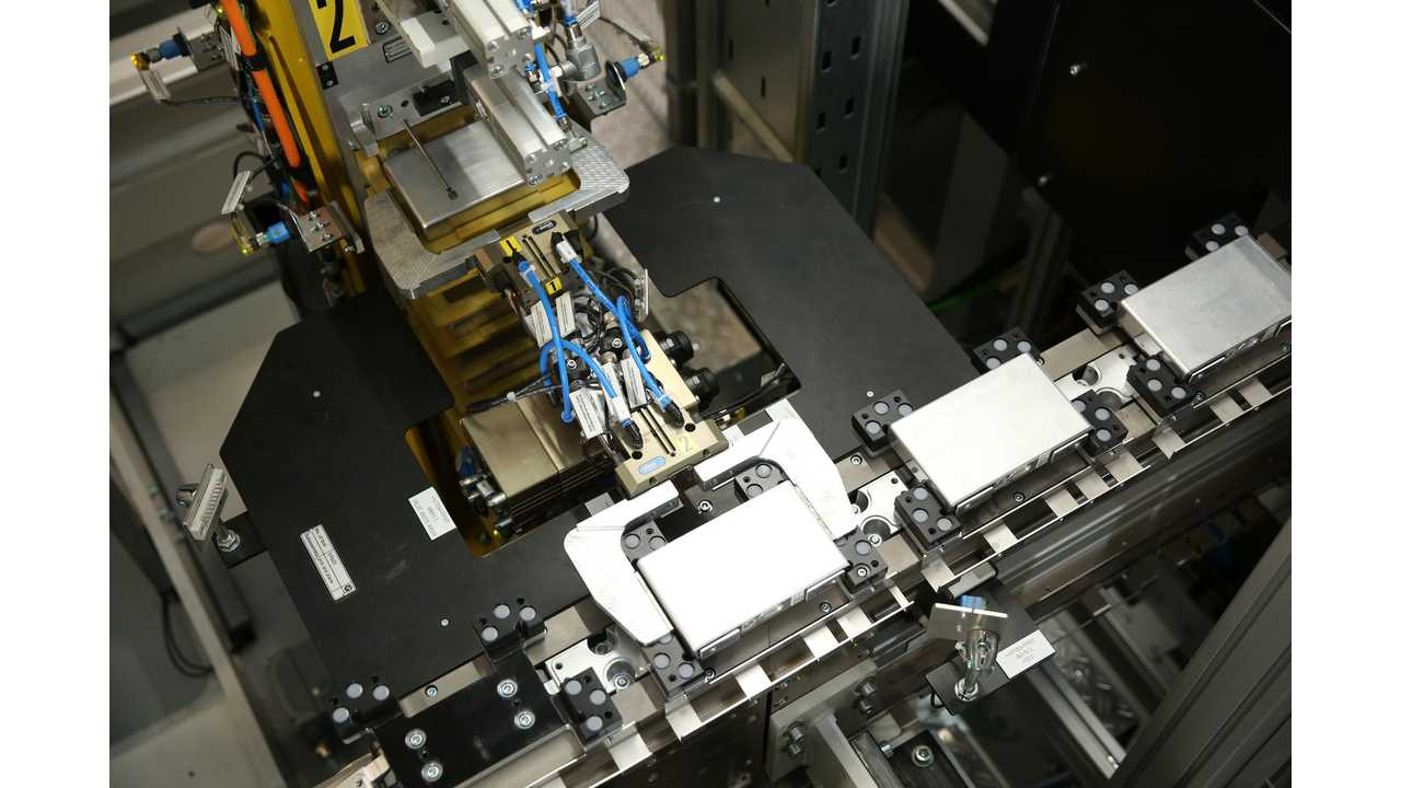 <em>BMW: Battery Cells on the highly Automated Module Assembly Line</em>