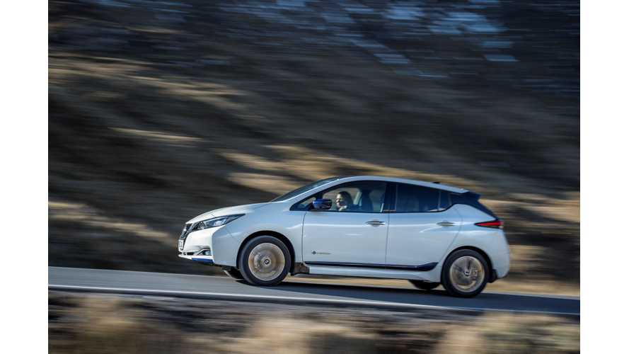 "CNN Calls New Nissan LEAF The ""Electric Car For Everyone"""