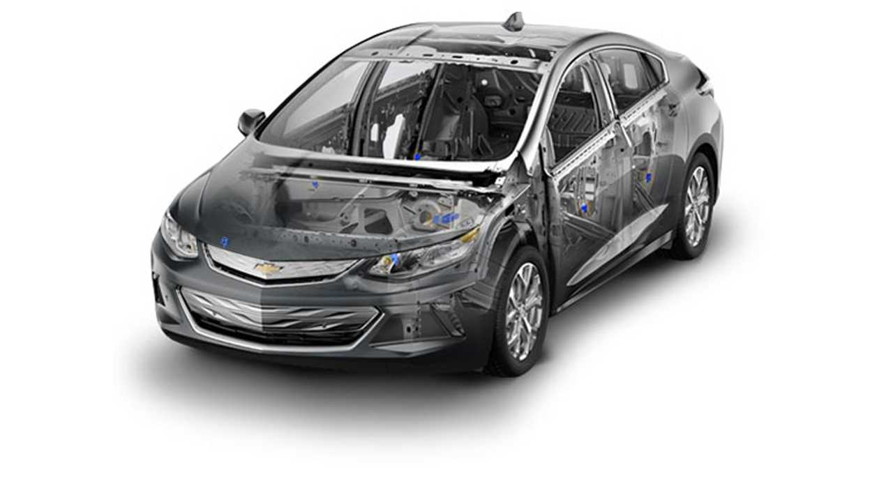 2018 Model Year Chevrolet Volt Soldiers On With Slight Changes