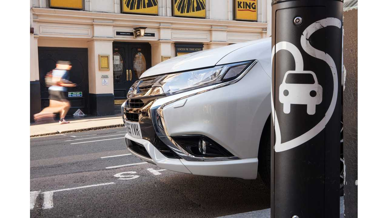 Number Of Charging Points In London Will Double In 2018