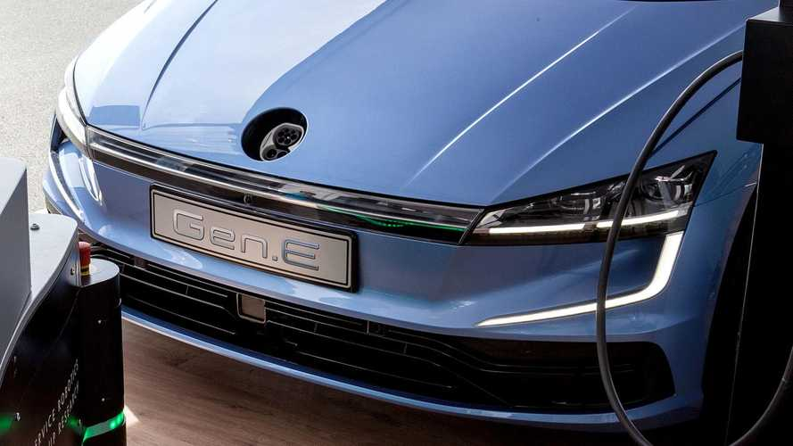 Volkswagen Gen.E Appears To Preview Next-Gen 250-Mile Electric Golf