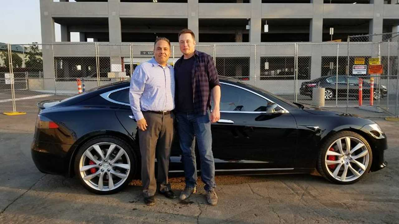 Musk Has A Boring Conversation With Hawthorne Mayor