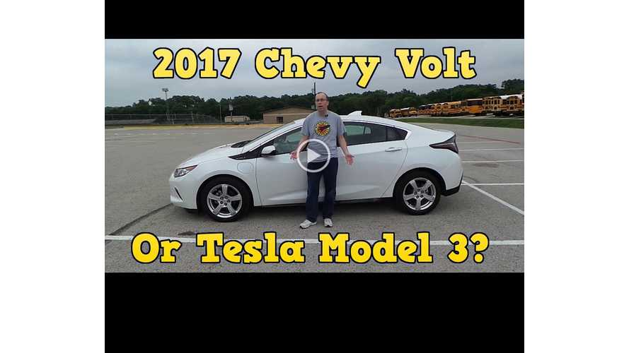 Extensive Review Of The 2017 Chevrolet Volt - Video