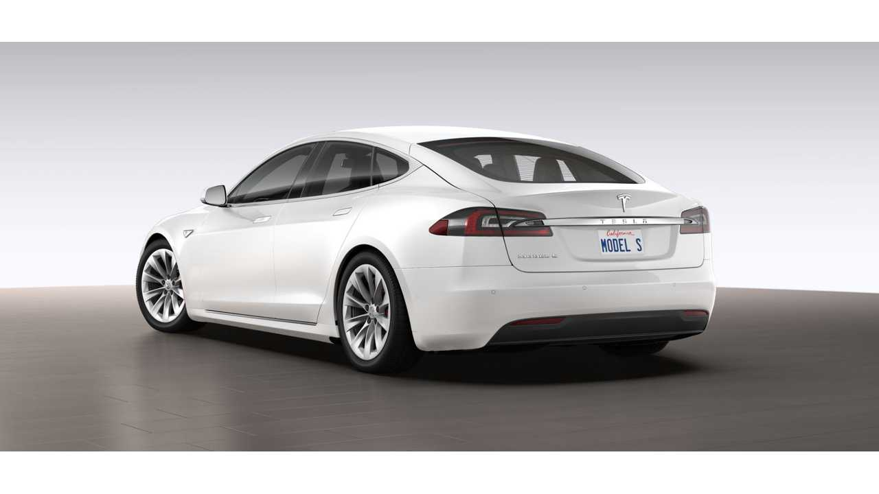 Tesla Model S P100D Inventory Cars Now Available For Immediate Delivery