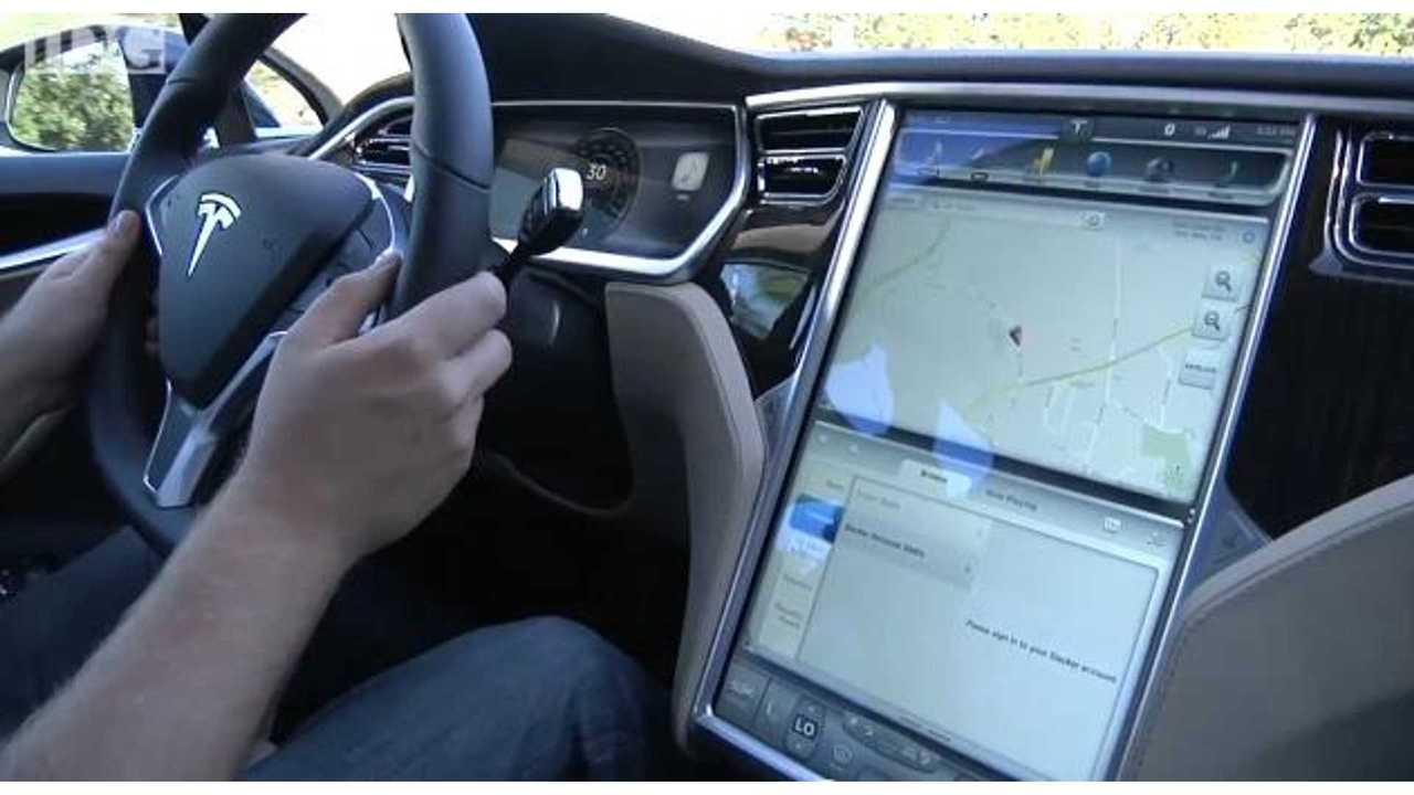 Internet Browser Usage In Tesla Model S & X Is Shockingly Minimal