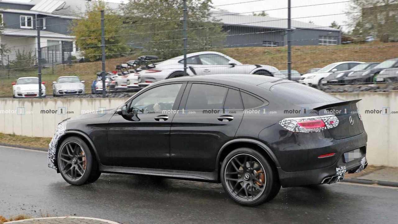 2020 Mercedes-AMG GLC Coupe