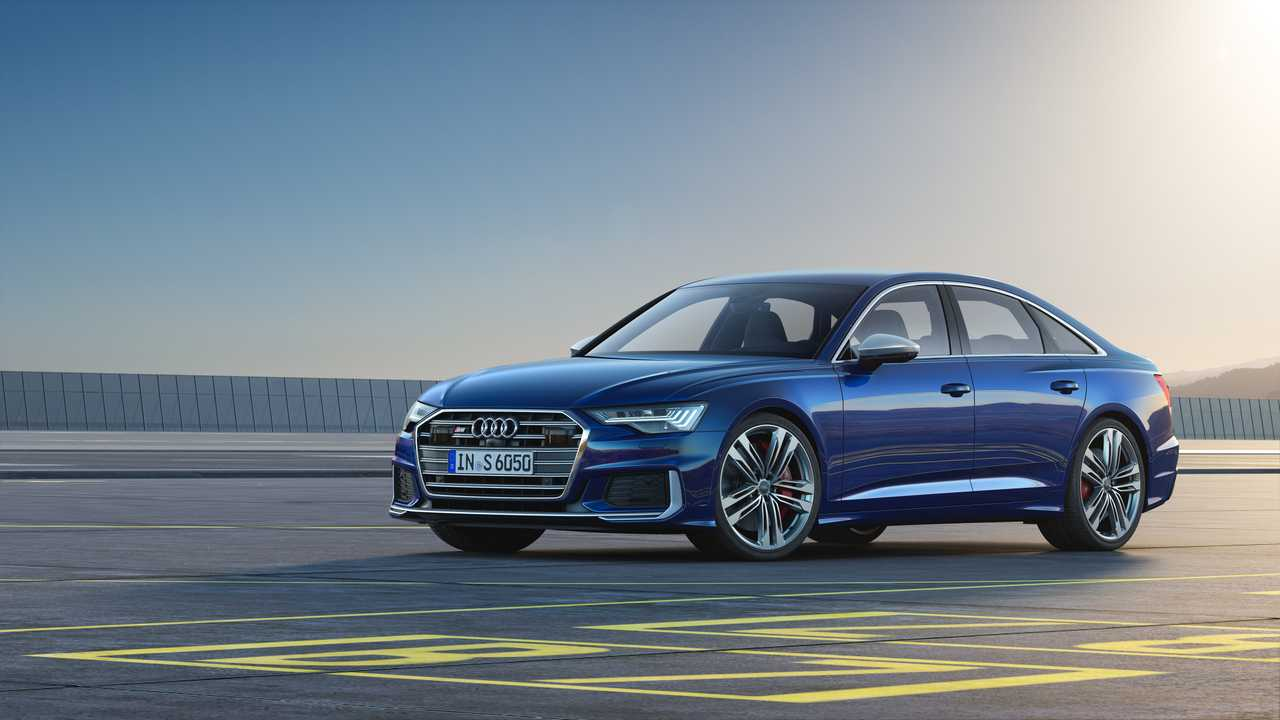 2020 Audi S6 Research New