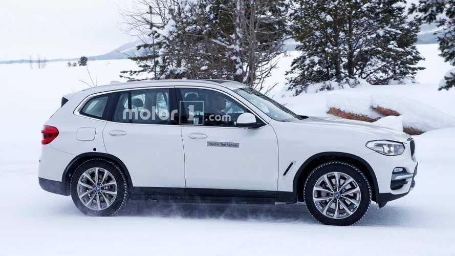 BMW iX3 Will Herald In Automaker's 5th Generation EV Powertrain