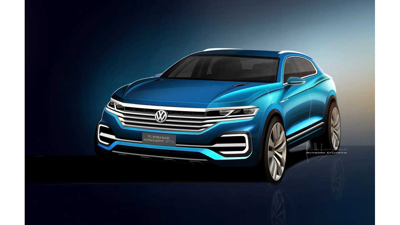 Volkswagen Targets Sales Of 2-3 Million EVs Annually By 2025, 30 All-Electric Offerings (Update)