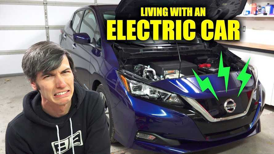Living With An Electric Car Long Term Will Convert You