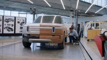 Rivian Shows Us How R1T Electric Truck Was Born