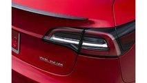 Tesla Model 3 Performance - Dual Motor Badge