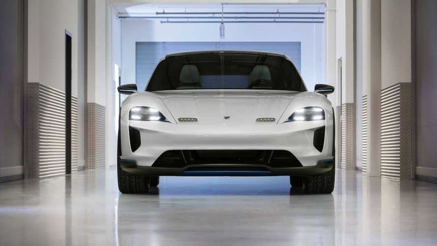Porsche Will Increase Taycan Production Due To High Demand