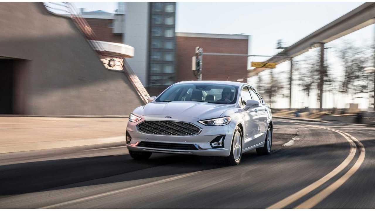 9) Ford Fusion Energi