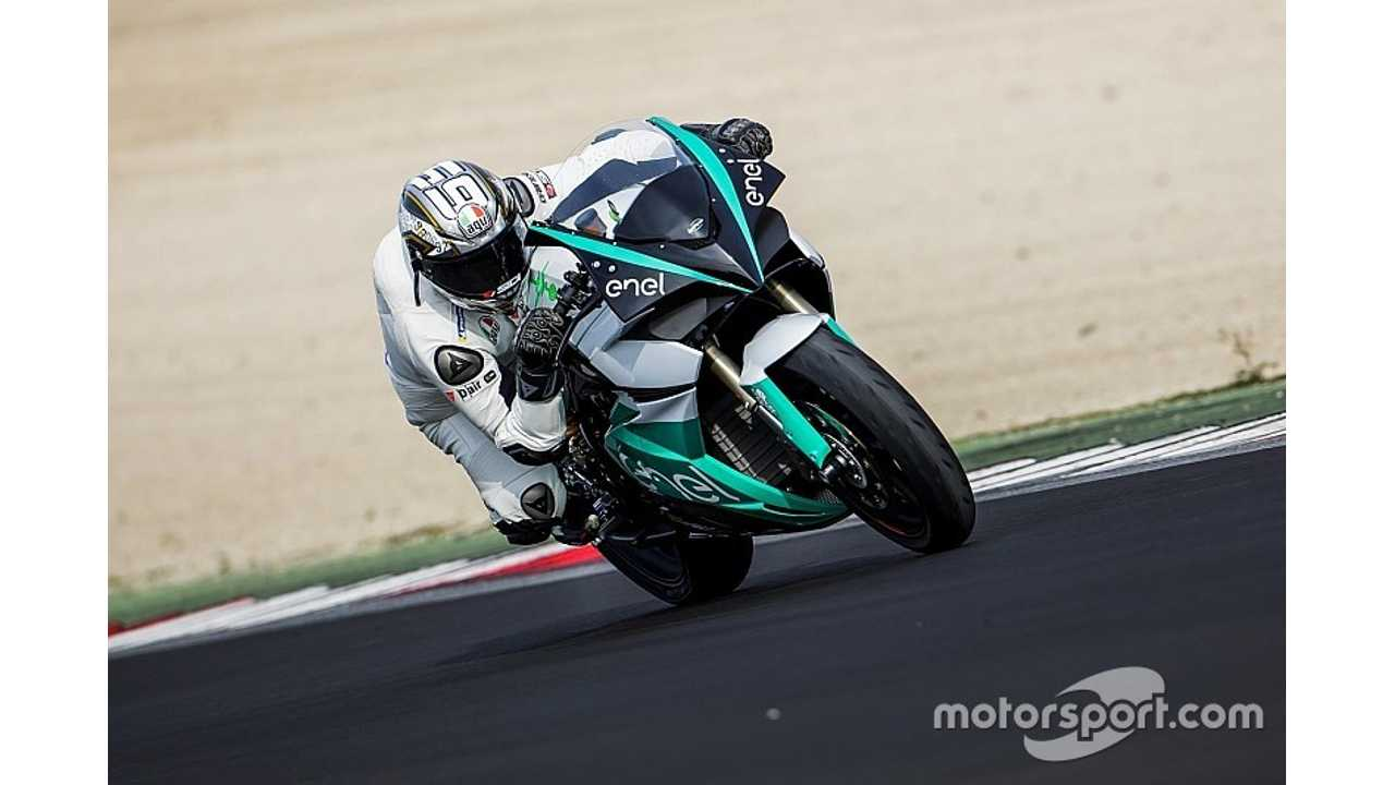 Here's The Team Lineup For MotoE - Electric Motorcycle Racing Series