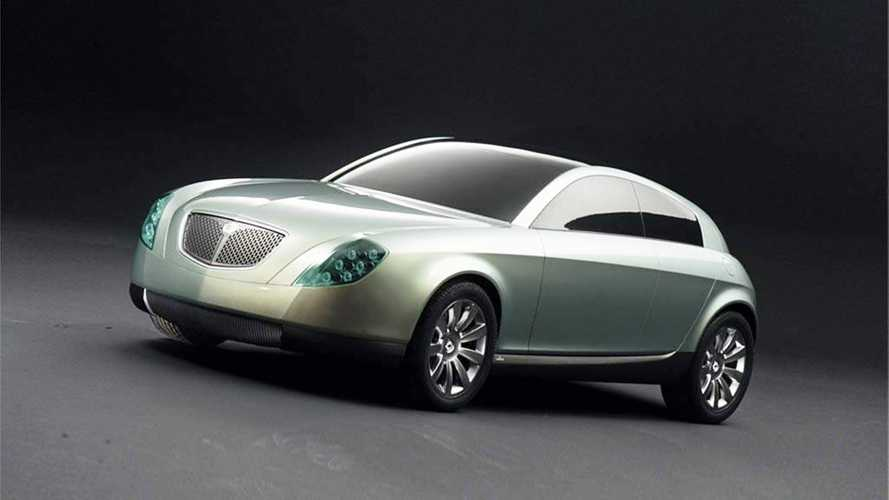 Prototipos olvidados: Lancia Granturismo Concept 2002