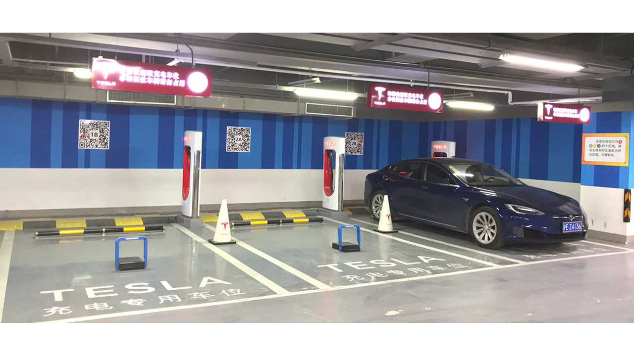 Tesla Blocks Gas Car Access To Superchargers With Trick Device