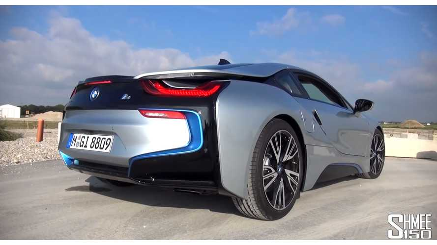 BMW i8 In The Alps - Test Drive Video