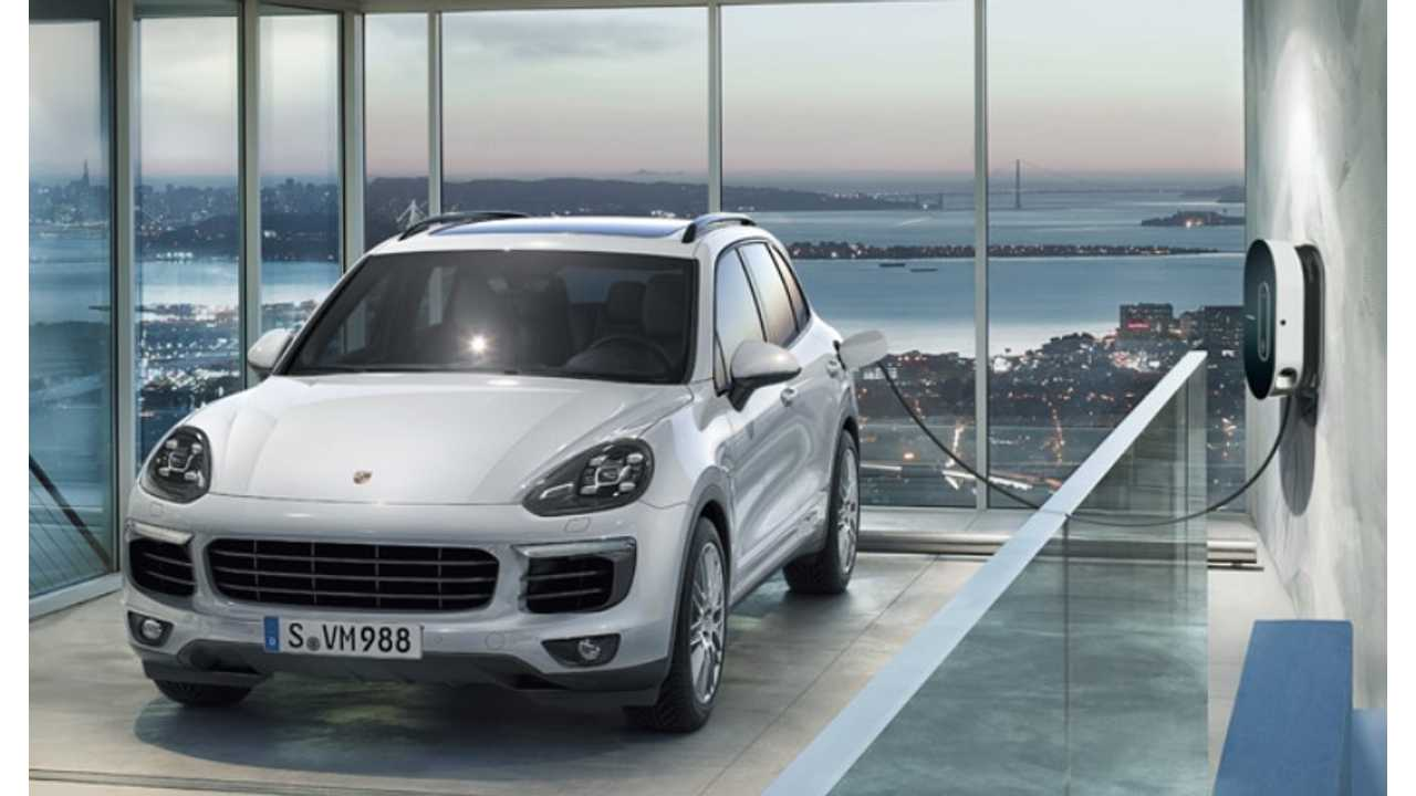 The Porsche Cayenne S e-Hybrid, Priced From $76,400 In The US Looks Like A Sales Winner To Us