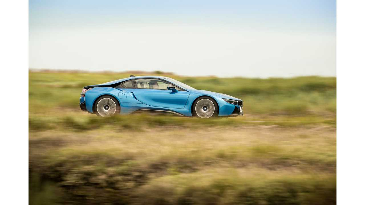 BMW May Increase i8 Production To Meet High Demand, Reduce Waiting Periods