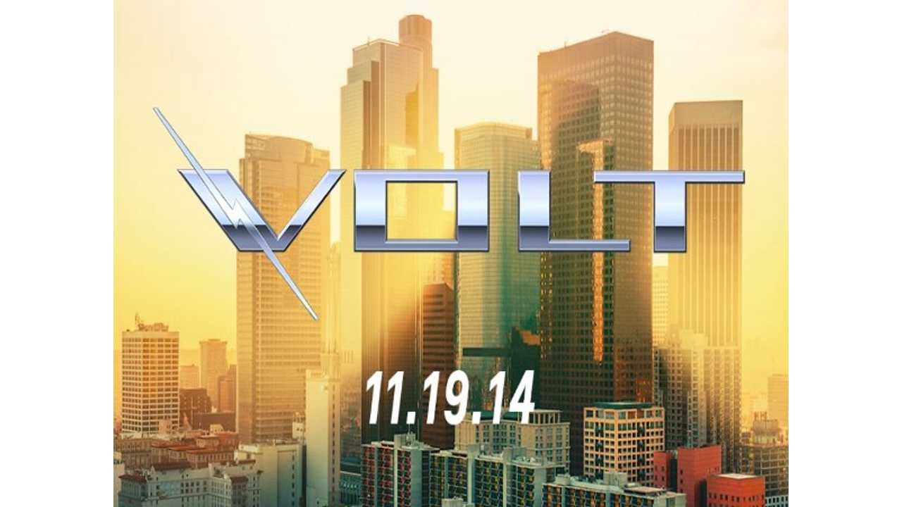 Chevy Volt Event Scheduled For November 19 At LA Auto Show