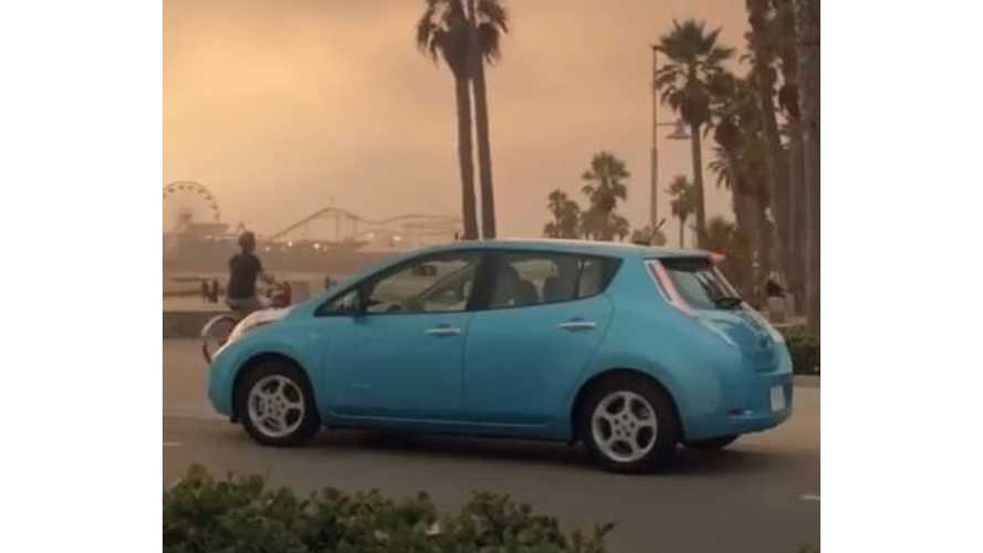Fan-Made Nissan LEAF Commercial