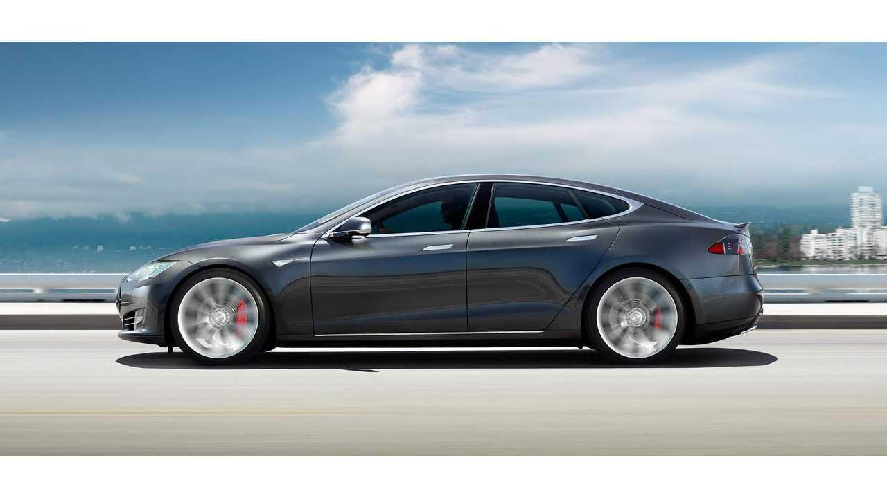 Tesla Model S Sales Improved 48% in Q4