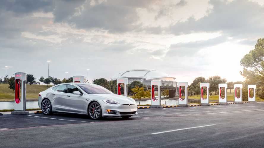 Tesla Supercharger Expansion Goals Not Met For 2017