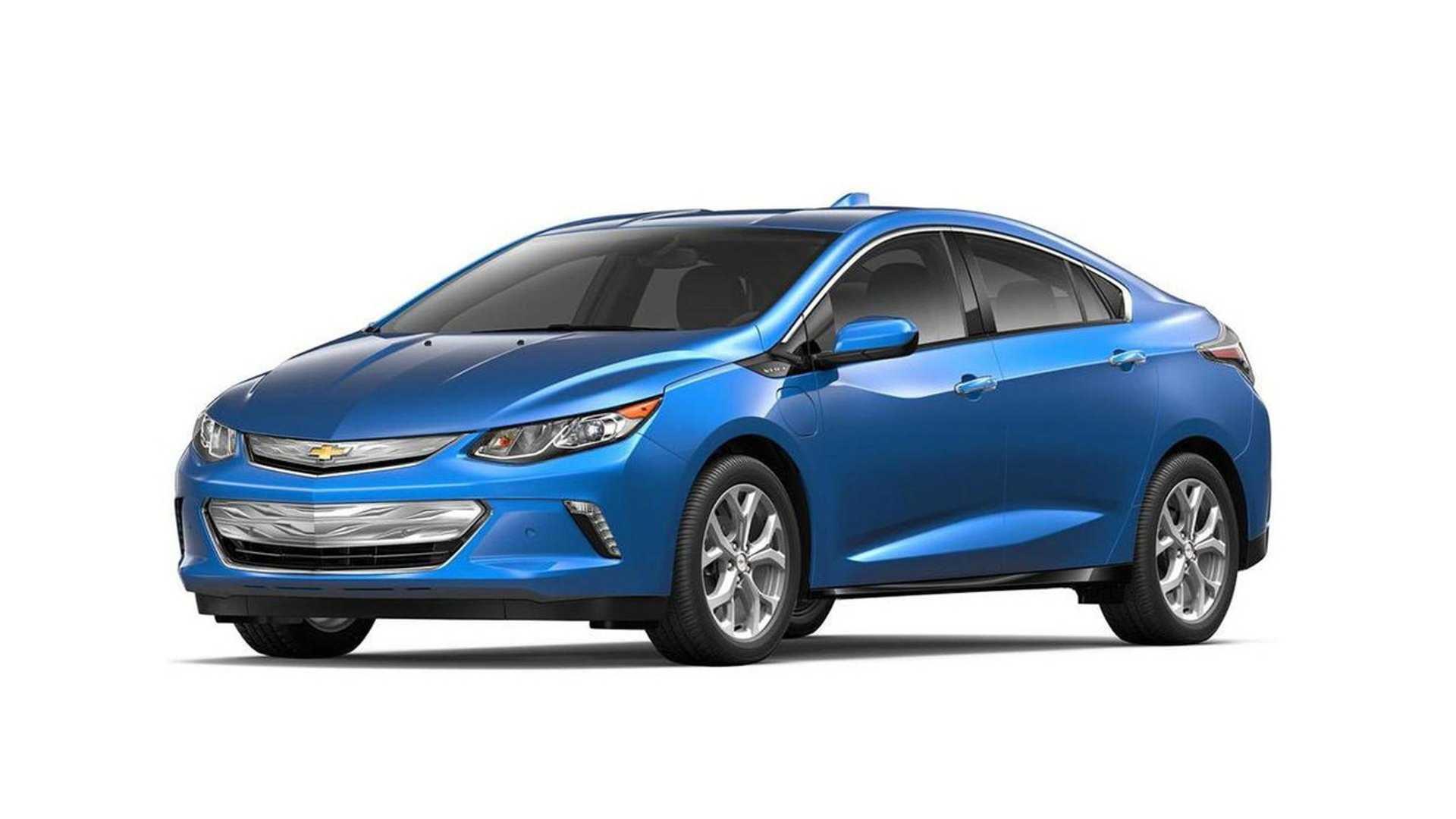 Rumor Again Surfaces Calling For End Of Chevrolet VoltIn 5