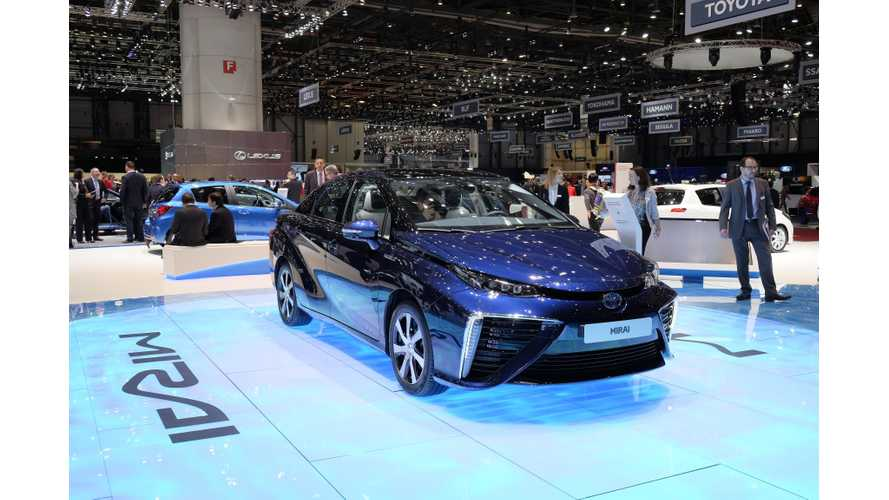 Autocar Reviews 2015 Toyota Mirai