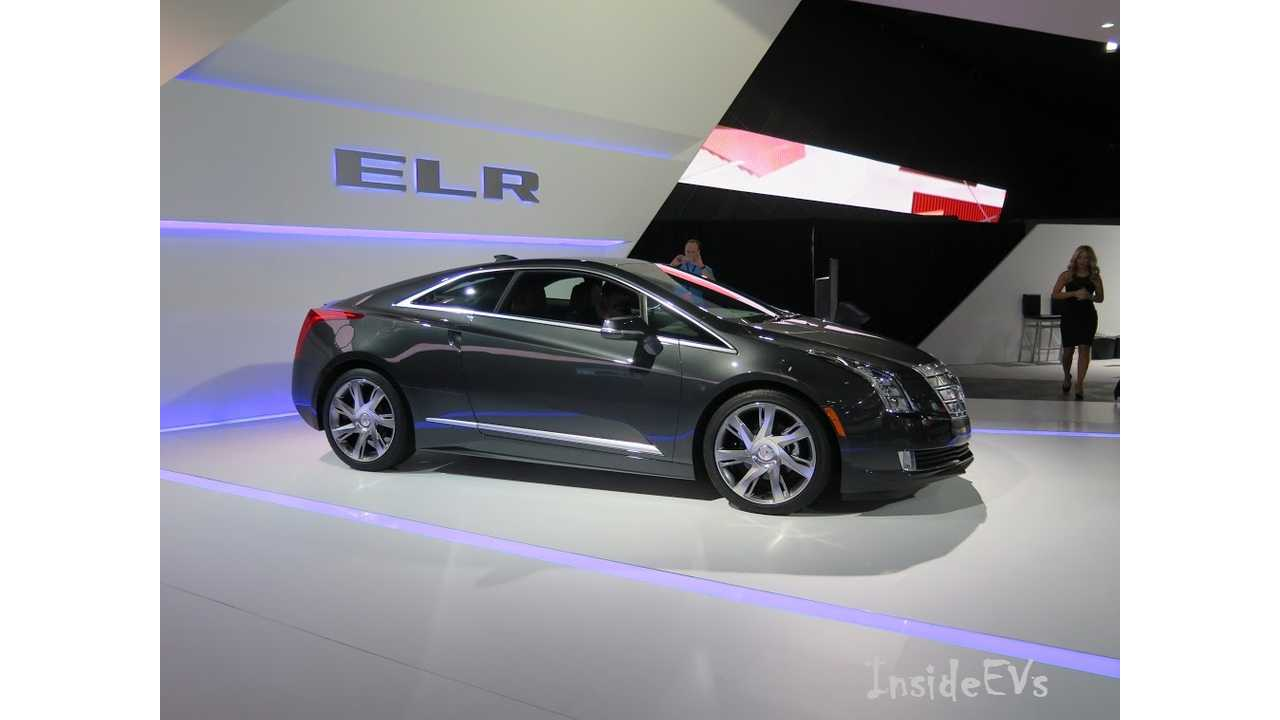 Fully Charged Drives Cadillac ELR - Video