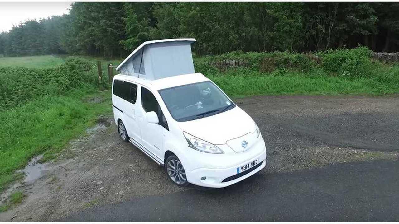 Nissan e-NV200 Camper Van